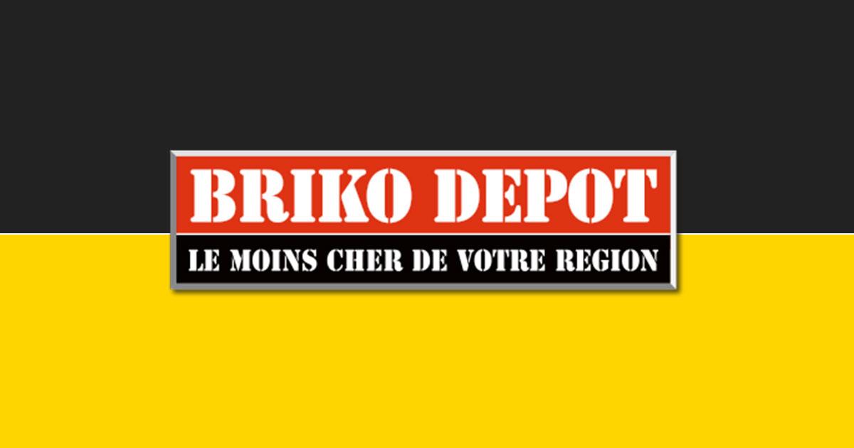Le Nouveau Folder Briko Depot
